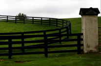 Farmland Fence