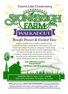 Stonebeigh Farm Walkabout (Click on for a larger version!)